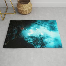 The dark side of the mirror Rug
