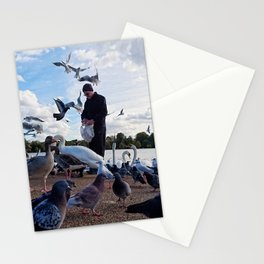 Birdman III Stationery Cards