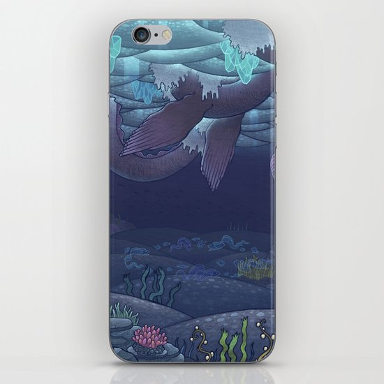 Nessy iPhone & iPod Skin