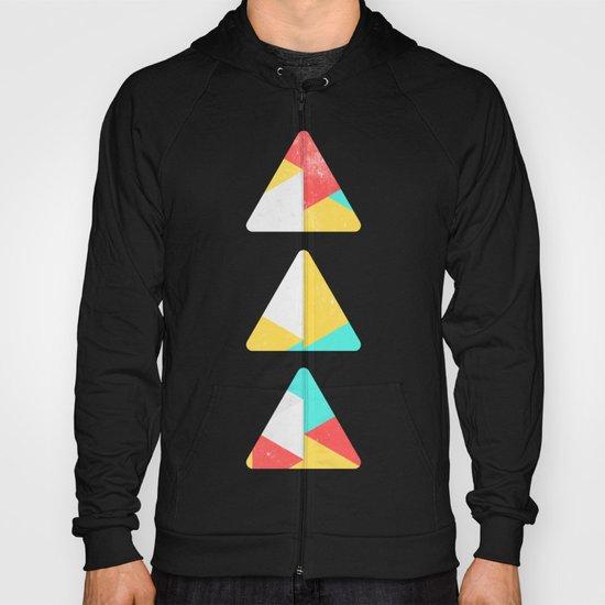 Triangle Pattern I Hoody