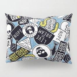 PARAPHERNALIA DENIM Pillow Sham