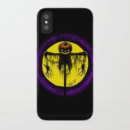 Killing Moon iPhone Case