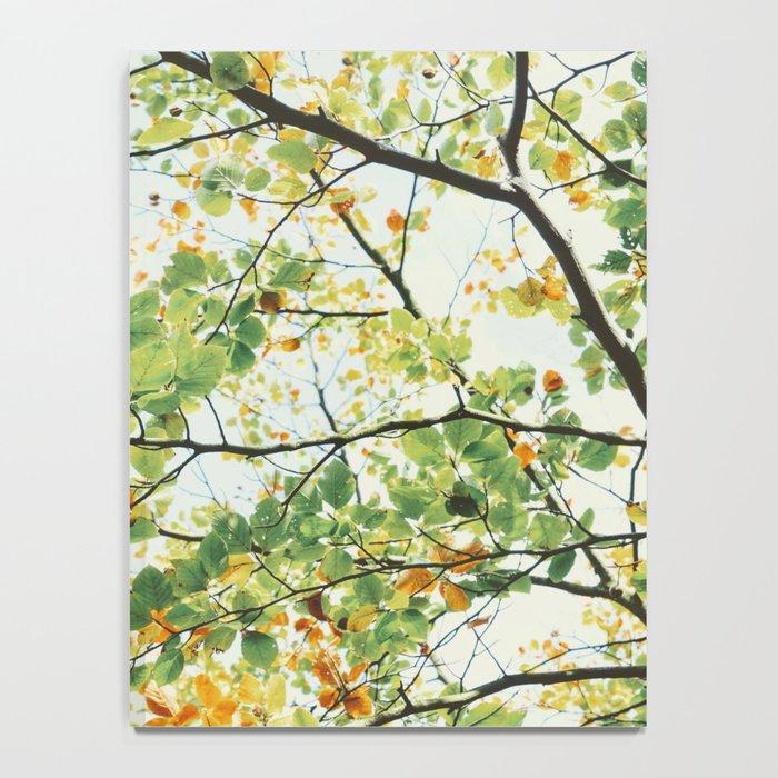 Autumn Approaching Notebook