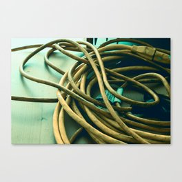 Cord Canvas Print