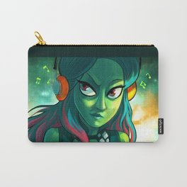 Gamora - Guardians of Galaxy Carry-All Pouch
