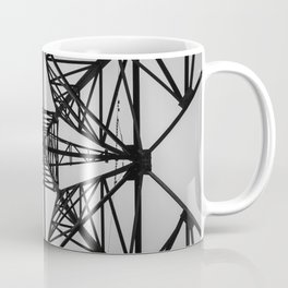 truss structure Coffee Mug
