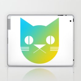 Icon Cat Laptop & iPad Skin
