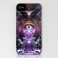Eye of the Beholder iPhone (4, 4s) Slim Case