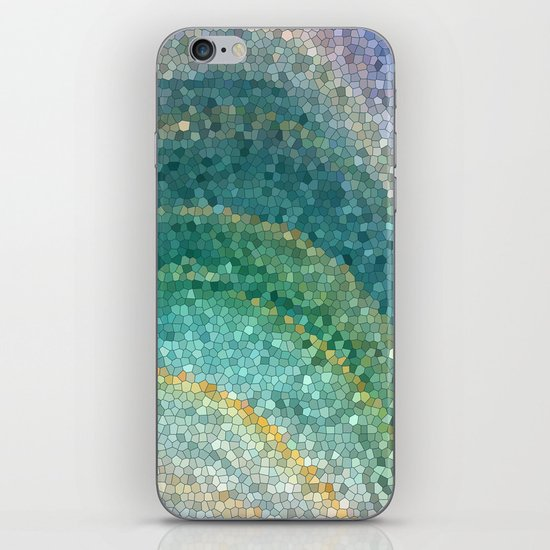 Distant Shores iPhone & iPod Skin