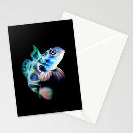 Mandarin Goby (Psychedelic Mandarinfish) Stationery Cards