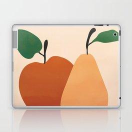 An Apple and a Pear Laptop & iPad Skin