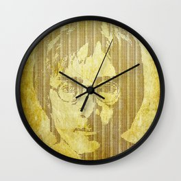 There is a MAGI in Imagine Wall Clock
