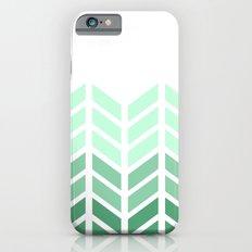 OMBRE LACE CHEVRON Slim Case iPhone 6
