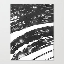 Ripples Canvas Print