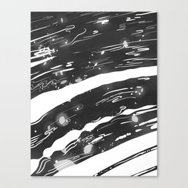 Ripples Canvas Print