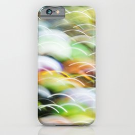 Vintage Glass Marbles Abstract 6 iPhone Case