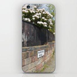 parkfield iPhone Skin