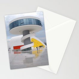Aviles Centre Cultural Niemeyer Stationery Cards