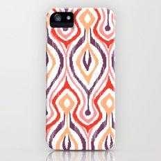 Sketchy Ikat - Nebula iPhone (5, 5s) Slim Case