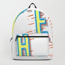 Hello! Backpack