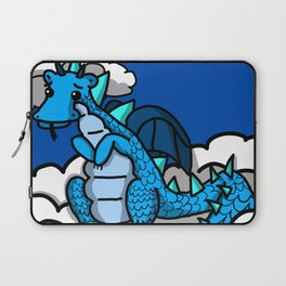 Blue Baby in the Sky | Veronica Nagorny  Laptop Sleeve
