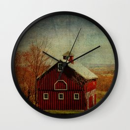 Shawangunk Farm Wall Clock