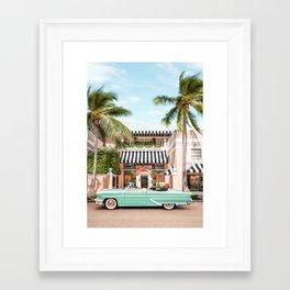 Palm Beach Galleries Framed Art Print