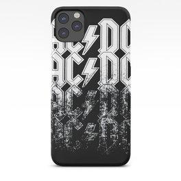 AC/DC - Back in Black iPhone Case