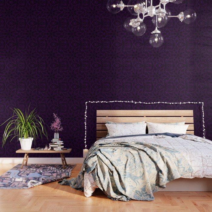 Eggplant Purple Wallpaper By Vintageby2sweet Society6