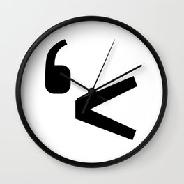 emotikwack Wall Clock