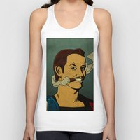 watchmen Tank Tops featuring It's Always Sunny in Watchmen - Mac by Jessica On Paper