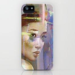 Izanami goddess Japanese iPhone Case