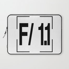 F/ 1.1 Laptop Sleeve