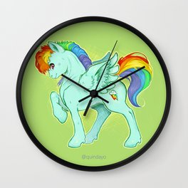RB Dash Wall Clock