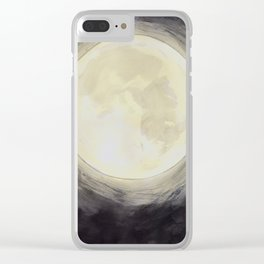 But not as big as your dreams Clear iPhone Case