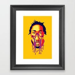 Kendrick Framed Art Print