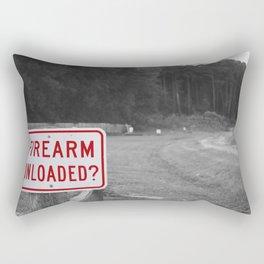 DON'T SHOOT Rectangular Pillow