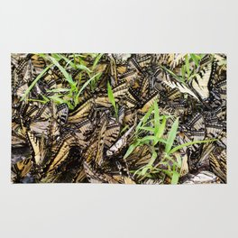 Eastern Tiger Swallowtail Rug