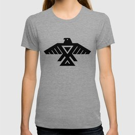 Thunderbird flag - High Quality image T-shirt