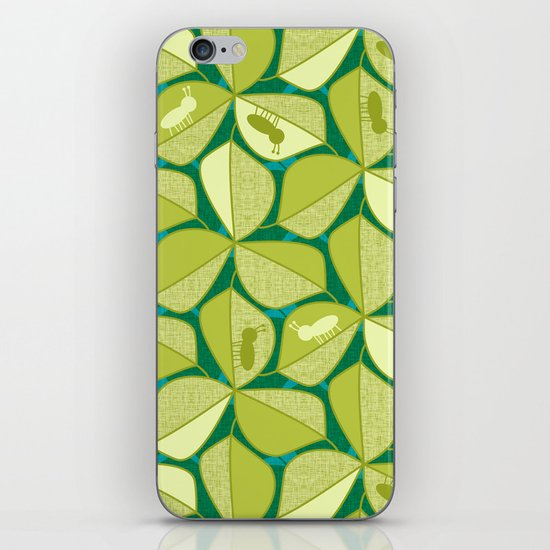 Arboreal Ants iPhone & iPod Skin