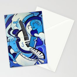 L'amour ou Quoi? 2 Stationery Cards