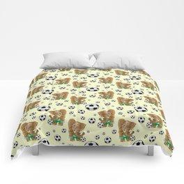 SOCCER STARS Comforters
