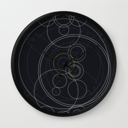 The Antikythera Mechanism Wall Clock