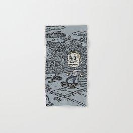 Manual pad Hand & Bath Towel
