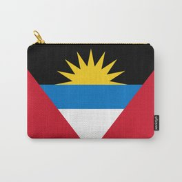 Flag Of Antigua and Barbuda Carry-All Pouch