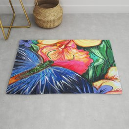 Butterfly Life Rug