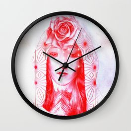 Delta of Venus no 5 Wall Clock