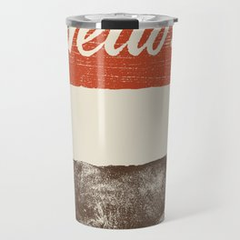 Hello ! Travel Mug