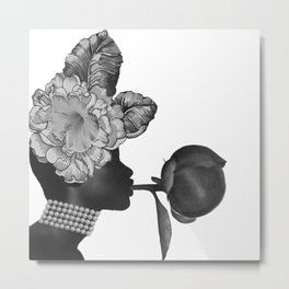 In Full Bloom Metal Print