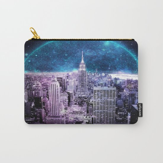 New York City : dream of another world Carry-All Pouch